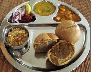 dal bati churma - Rajasthani Food in Jaisalmer