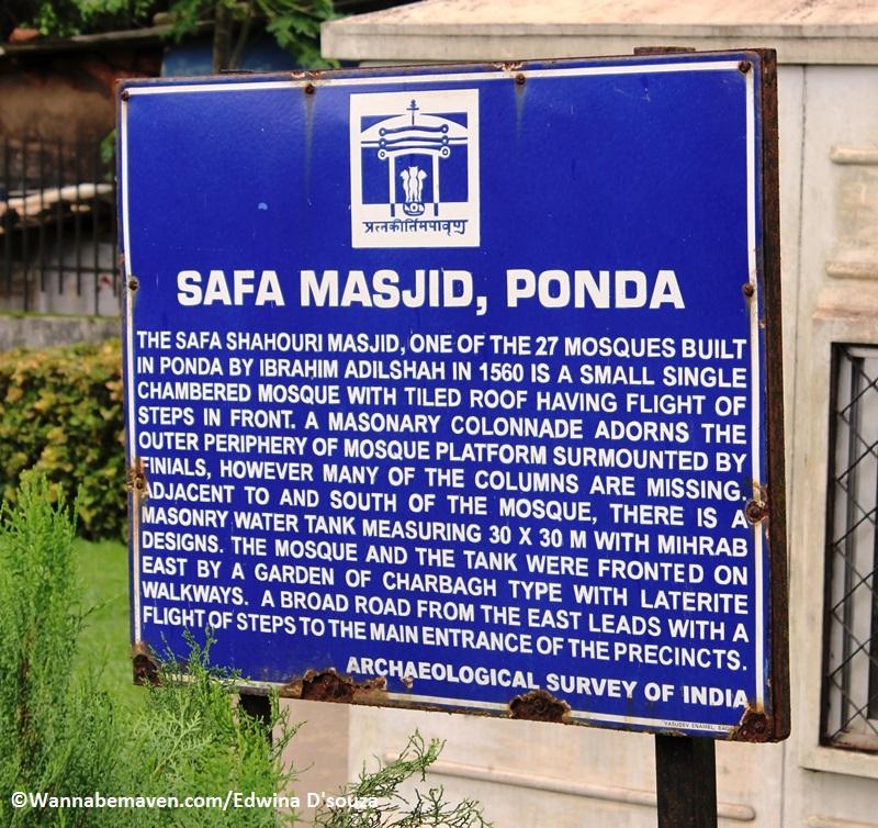 Safa Masjid Ponda Goa (2)