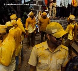 bhandara festival jejuri - Khandoba Temple near Pune