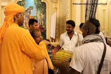 Iskon temple Vrindavan (1)
