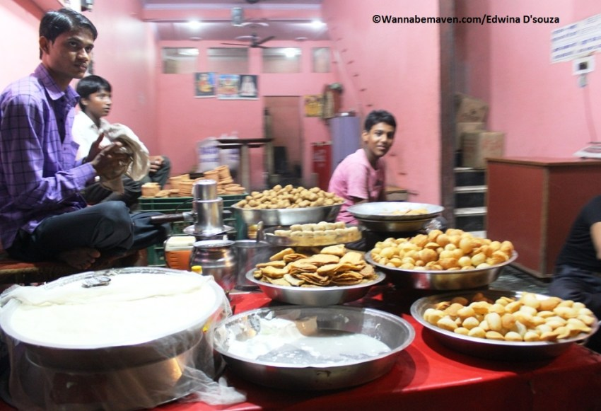 Street food in Mathura-Vrindavan - Temples in Mathura Vrindavan