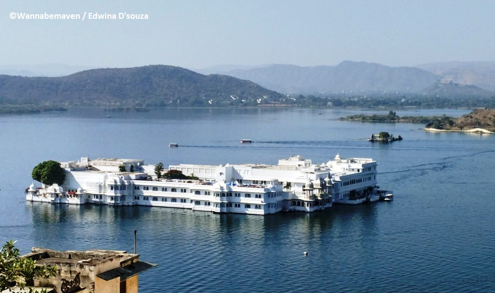 How I planned a trip to Udaipur in 8k