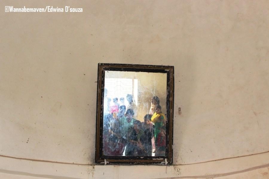 mirror from where khilji Rani saw padmini chittorgarh jauhar-Mewar dynasty-UNESCO heritage