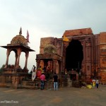 The unfinished Bhojpur temple, Bhopal