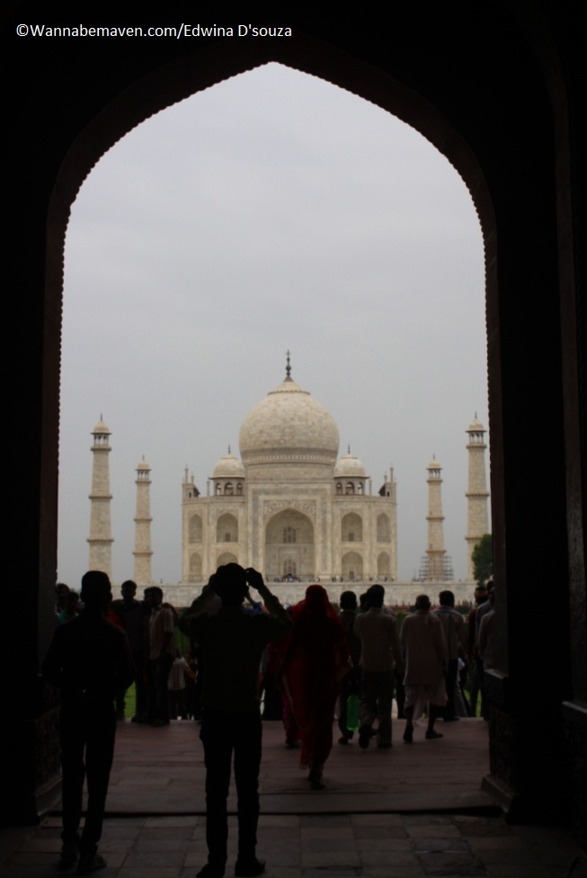 Agra taj mahal- places to visit in agra