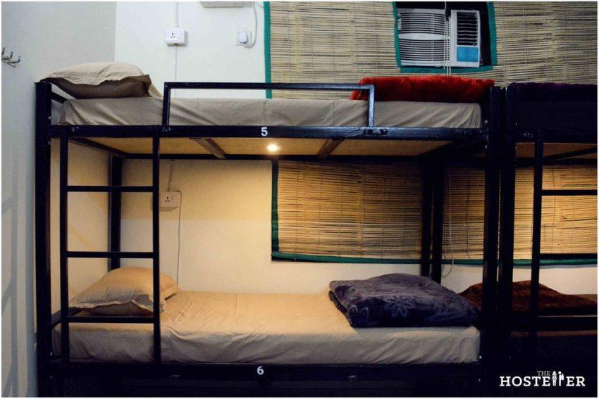 the hostellar -Saket-Delhi-travel hostel india