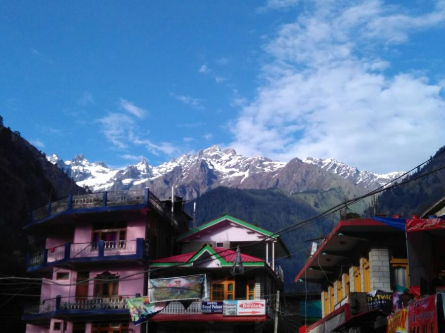 kasol-himachal-parvati valley backpacking