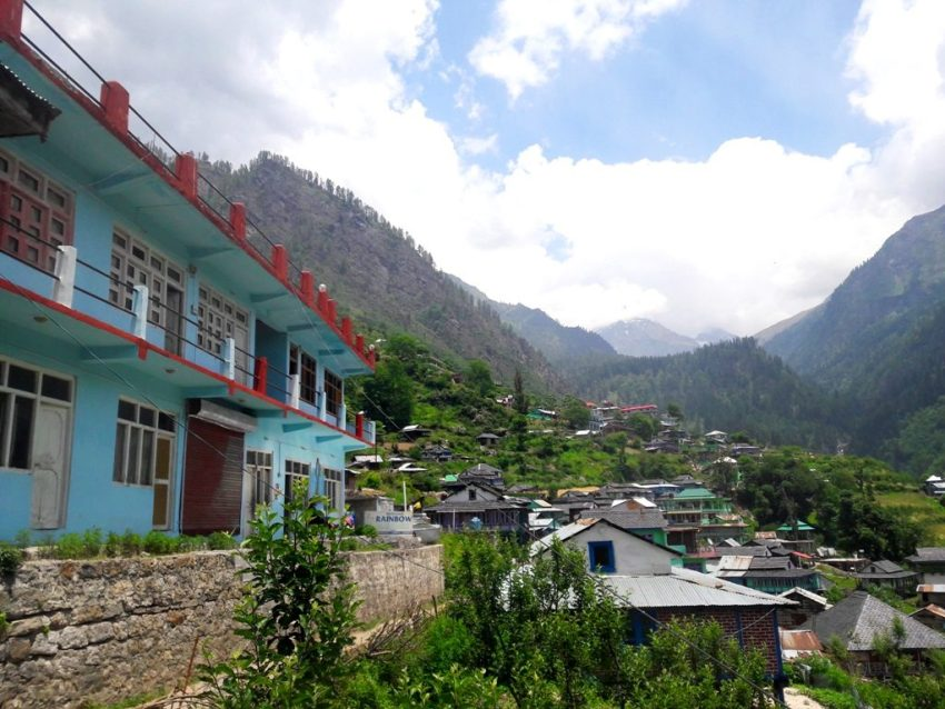 tosh-himachal-parvati valley backpacking