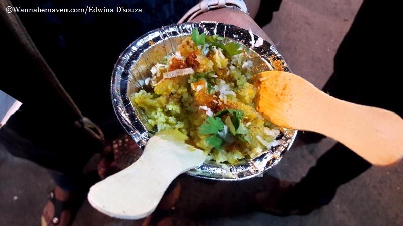 Indore food guide - bhutte ka kees