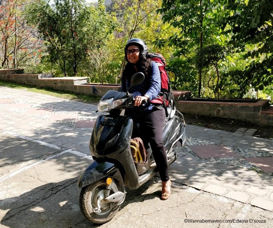 Riding in Rishikesh - bungee jumping in rishikesh