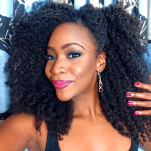 The Top Natural Hair Celebrity