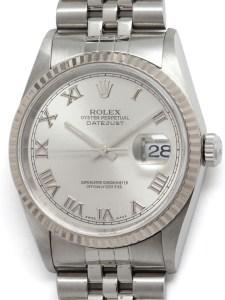 Rolex SS Datejust circa 2000
