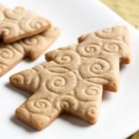 spiced cardamom cookies