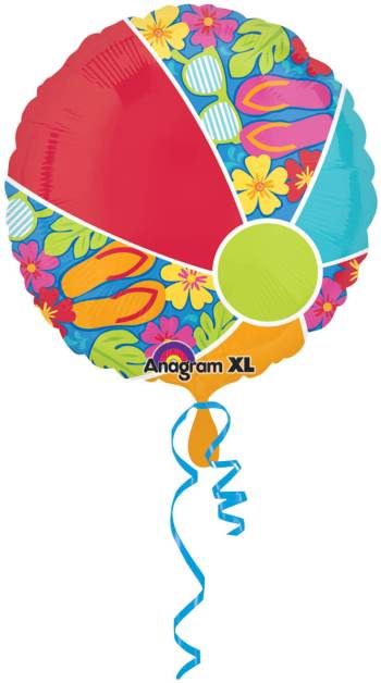 "Summer Splash Beach Ball 32"" P35 -0"