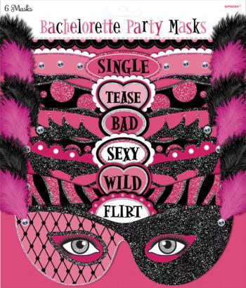 Masks Bachelorette Party-0