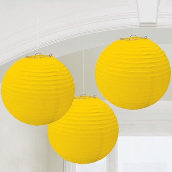 Paper Lantern Yellow - 1PC-0