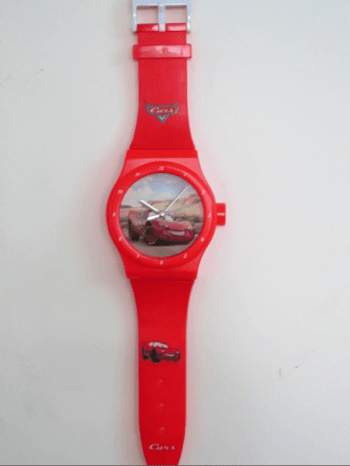 Disney Cars Wall Clock-0