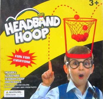 Head Band Hoop Party Game-0
