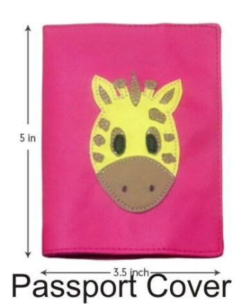 Passport Cover-Giraffe-0