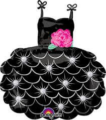 Little Black Dress Balloon P40-0