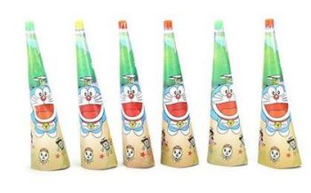 Doraemon Blowouts - 6CT-0