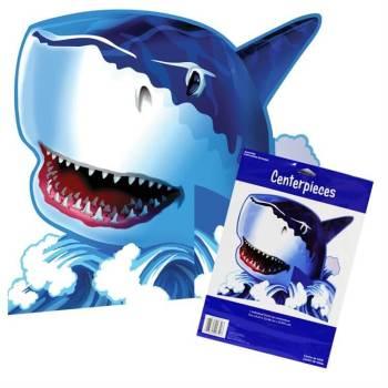 Shark Splash - Centerpiece-0