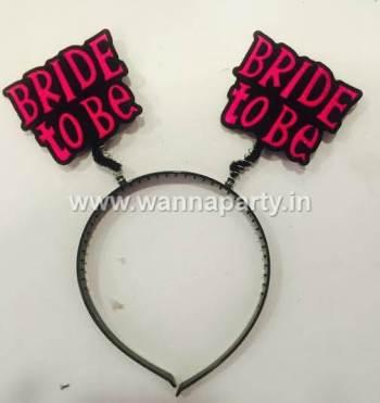 Bride To Be Headband-0