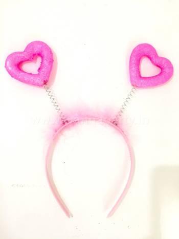 Heart Headband - P-0