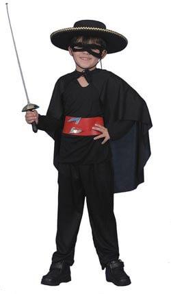 Zorro Kids Costume-0