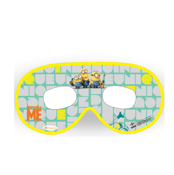 Mininons Eye Mask - 10PC-0
