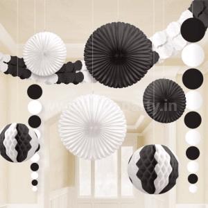 Black & White Decoration Kit-0