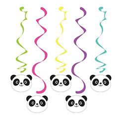Panda-Monium Danglers - 5PC-0