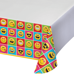"Emojies Tablecover 54X102"" -0"