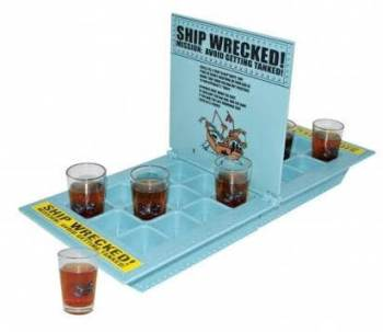 "Ship Wrecked Battle""Shots"" Game-0"