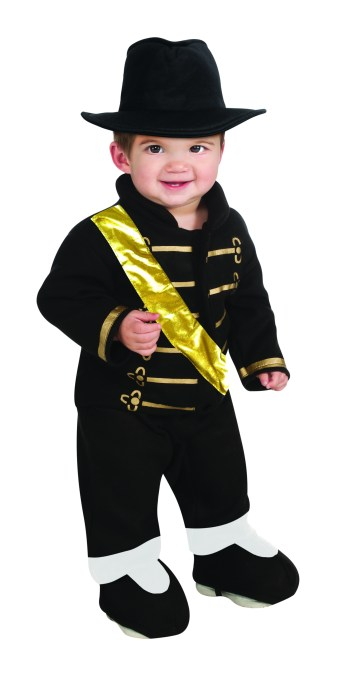 EZ-On Romper Infant Michael Jackson Costume-0