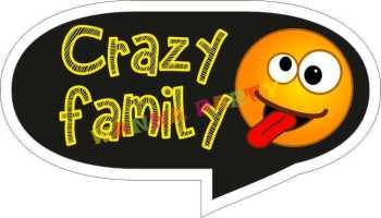 Crazy Family -0
