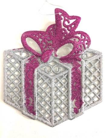 2D Glitter Gift Hangings - 1PC-0