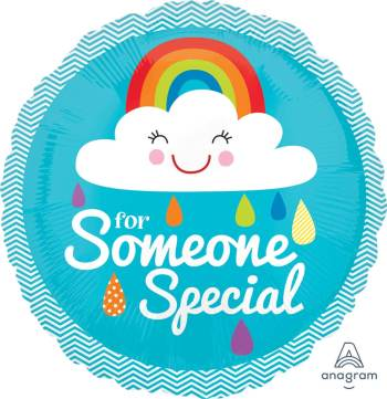 """For Someone Special Balloon 18"""" S40-1PC-0"""