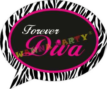 Forever Diva Photo Prop-0