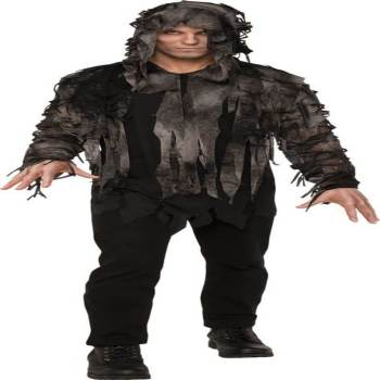 Adult Ghoul Costume-0