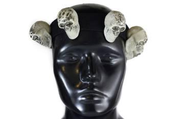 Head Skull Gear-0