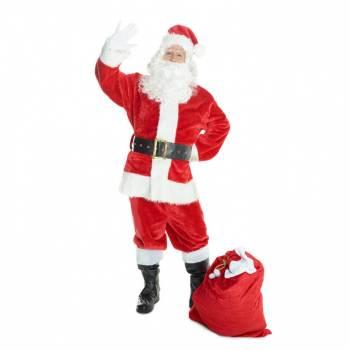 Adult Royal Santa Claus Costume-0
