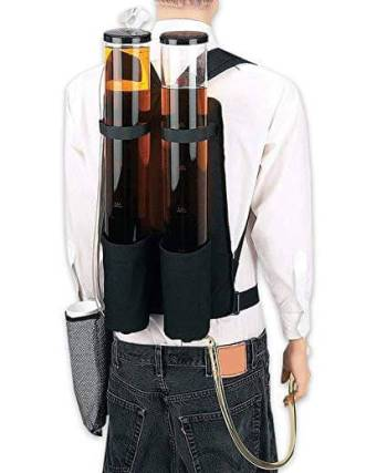 Back Pack Double Beer Dispenser - 3L*2-0