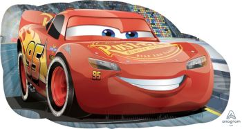 "Cars Lightning Mcqueen Balloon 30"" P38-0"