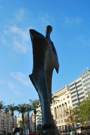 henry moore Valencia (c) A design