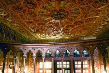 indrukwekkend plafond