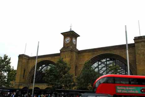 King's Cross Railwaystation