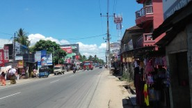 Chenkaladi town