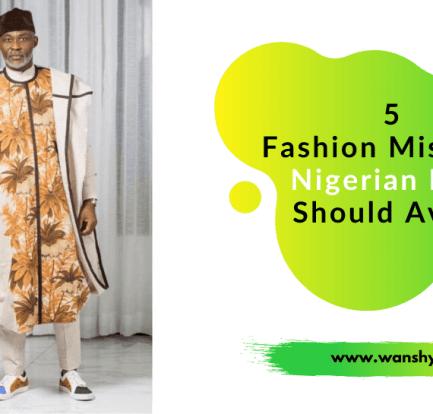 men fashion mistakes