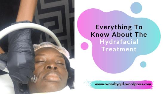 hydrafacial treatment africa